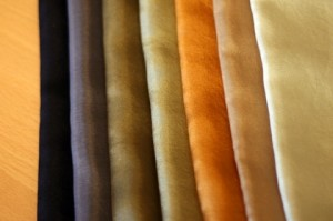 Playsilks in Autumn Colors