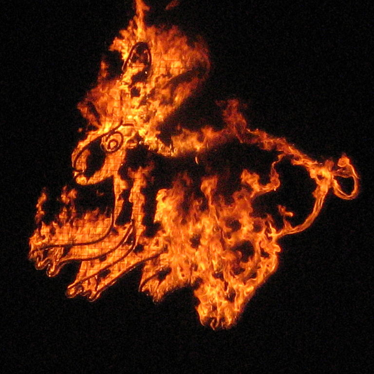 Imbolc_2007_Fire_Hare